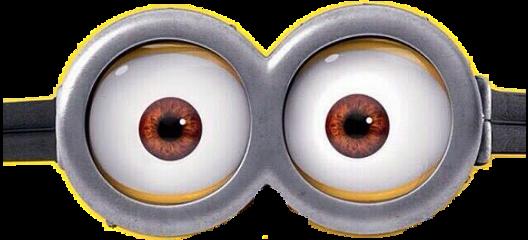 minios minion#despicableme#bob#stuart#kevin#gru#eye#eyes#glasses freetoedit minion despicableme
