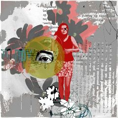collage digitalcollage antiselfie