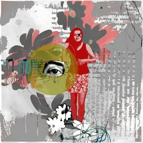 #collage,#digitalcollage,#antiselfie