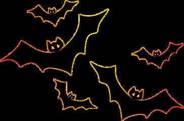 ftestickers bat bats