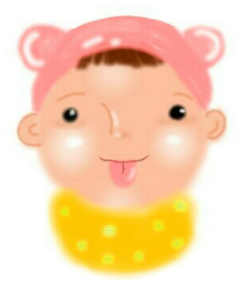baby cute colorful freetoedit