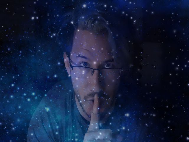 #markiplier,#space,#stars,#blue,#freetoedit