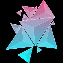 geometric ftestickers geometricstickers FreeToEdit