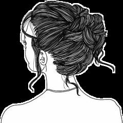 girl drawing freetoedit