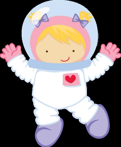 #astronautsticker #girlastronautsticker