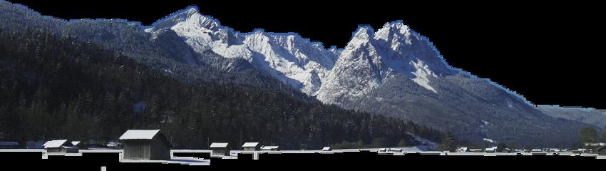 mountains alps wetterstein gebirge berge freetoedit