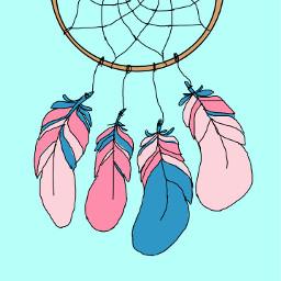 freetoedit dreamcacther blue draw mydraw wdpdreamcatcher