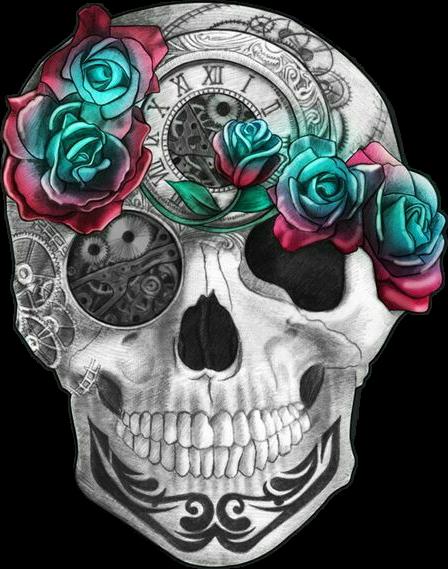 #skullart
