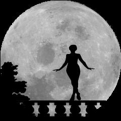 moon girl freetoedit