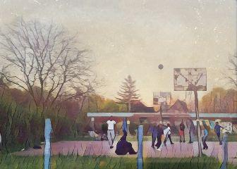 artistic basketball detroit magiceffect urbanart