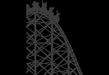 rollercoasterstickers ftestickers freetoedit
