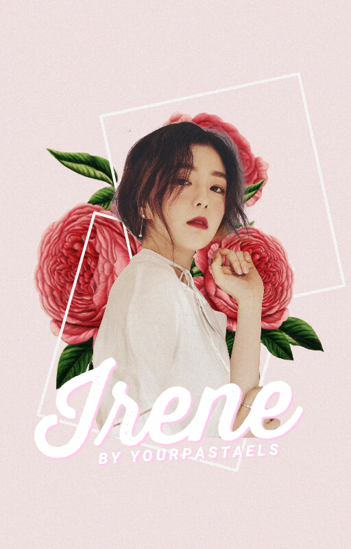Kpop Book Cover Wattpad ~ Pastel wattpad book cover 😝🙈 feat irene of red velv