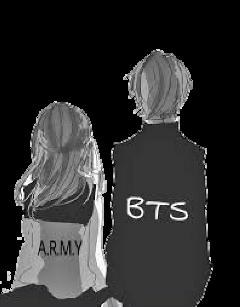 bts armys anime freetoedit