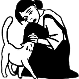 blackandwhite baby catlove