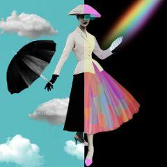 myedit madewithpicsart madebyme colorful girl waptwoinone