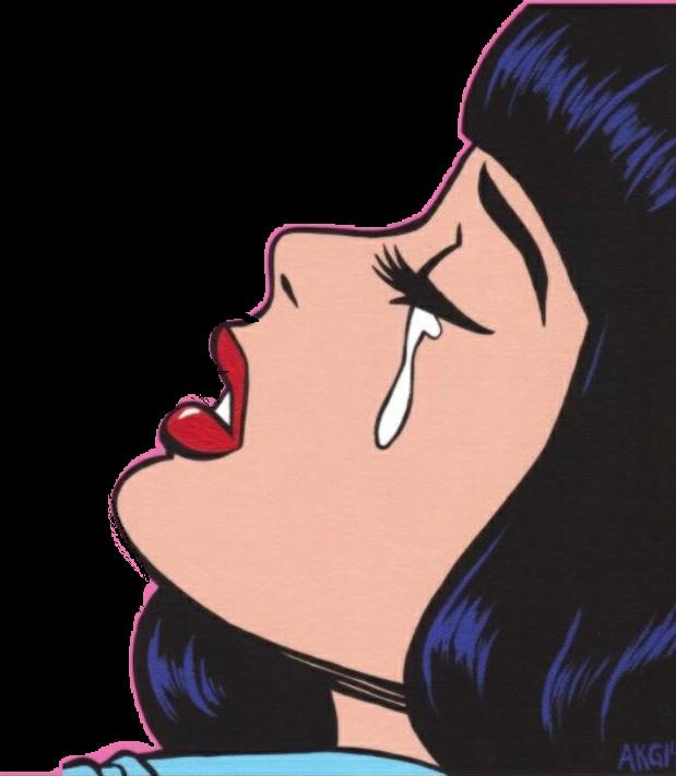 #girl #cry #garota #choro