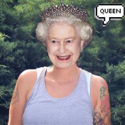yasqueen freetoedit remix queen interesting