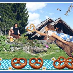 remixed pretzelremix myeditoffreetoedit myinspiration pretzel