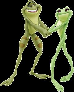 frog cartoon freetoedit