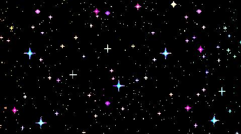 #glitter #stars #tumblr # brilho #glitterstars #estrelas
