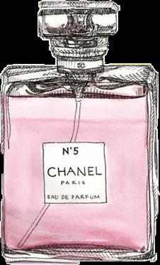 Tumblr Vintage Aesthetic Pink Cute Pretty Perfume