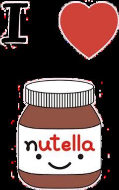 nutella love heart germany summer