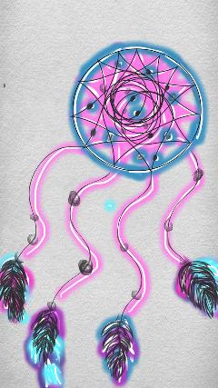 freetoedit dreamcatcher drawing firstdraft workingon