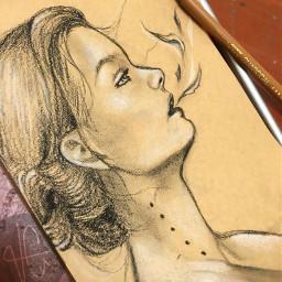 sketchbook drawing dibujo art mine