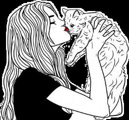 catlove catlover love kiss kittylove freetoedit