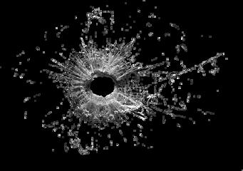 bulletholes cracked glassshatter freetoedit