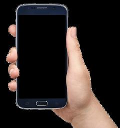 smartphone phone hand freetoedit