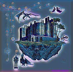 freetoedit enchantinglyexhausted castles kingdoms midnight