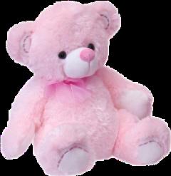 teddy teddybear toys pink love