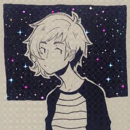stars pixel notmyart aesthetic space freetoedit