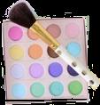 paints paintbrush paintset art colors