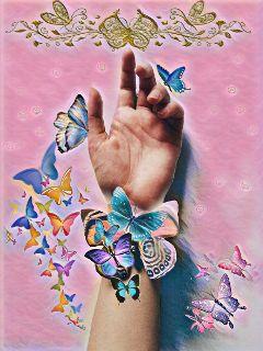 freetoedit pand butterflies magiceffects
