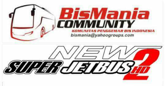 Jetbus Hd 2 Sticker By Irfan Ardiansyah