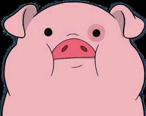 pig gravitifalls пухля гравитифолз freetoedit