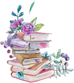 booklover bookarts book vintage watercolour