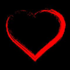 shapes heart love freetoedit
