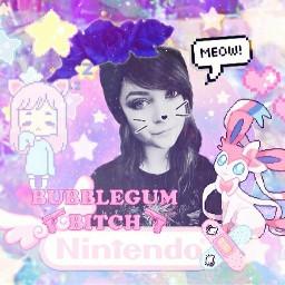 kawaii cute pink vaporwave anime freetoedit