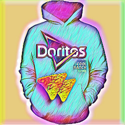 freetoedit snackcrave coolranch doritos clothing