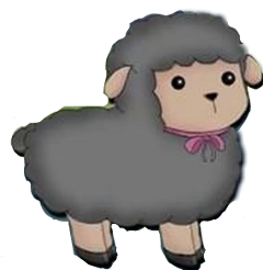 dolly lyna ovejas sheep tierno