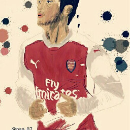 fifa ozil football art mesutozil freetoedit