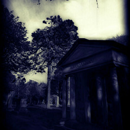 cemetery gothic myphoto madewithpicsart
