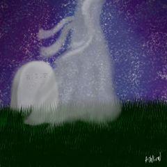 wdpghost myart ghost original drawnwithpicsart