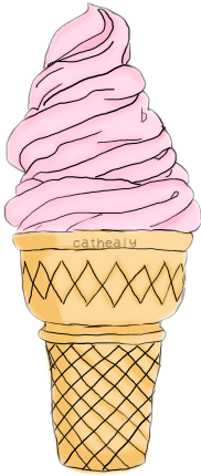 tumblr мороженое freetoedit