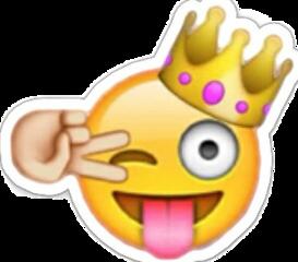 slaying slay king queen emjoi