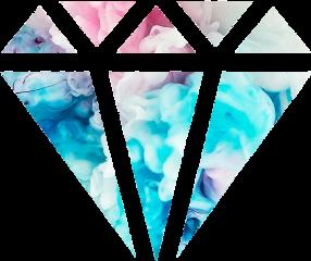 dimond colorful smoke beautiful love