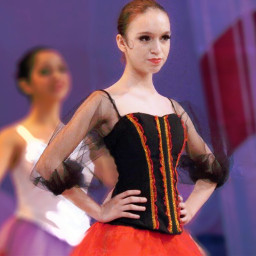freetoedit balletdancer dancer ballerina thenutcracker